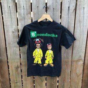 Boondocks Men's Breaking Bad Shirt